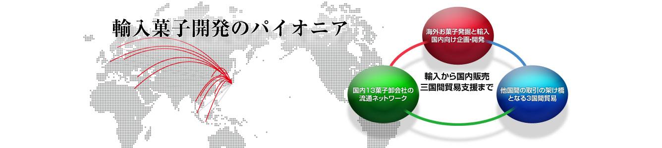 NSインターナショナルのメインビジュアル画像